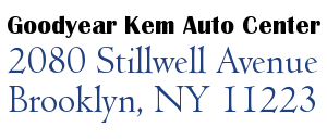 Goodyear KEM Auto Center